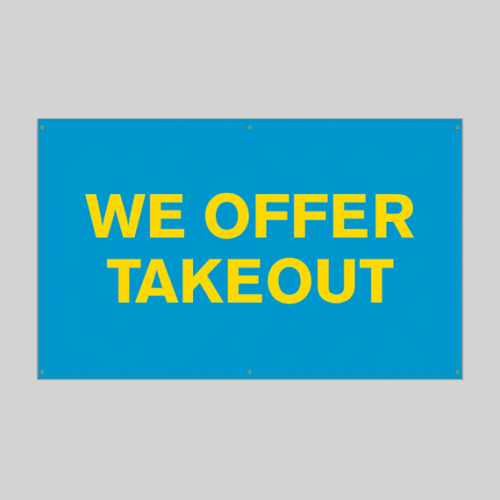 3x5-TakeOut-Banner-Blue