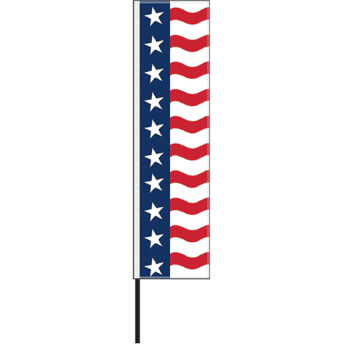 Kahuna Flag Stars & Stripes